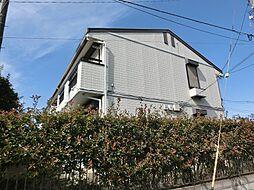 東京都府中市本宿町4丁目の賃貸アパートの外観