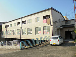 ハイツ八田[2階]の外観
