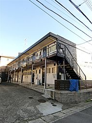 川村ハイツ[202号室]の外観