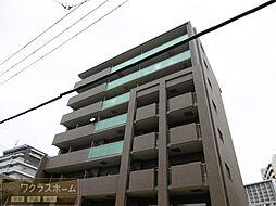 大阪府堺市堺区北三国ヶ丘町7丁の賃貸マンションの外観