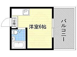 喜連瓜破駅 1.4万円