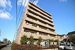 愛知県豊田市小坂町14丁目の賃貸マンションの外観