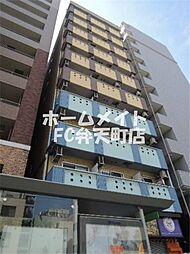 プレアデス本田[3階]の外観