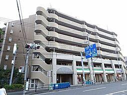 クレール矢沢[2階]の外観
