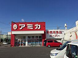 アミカ守山大森店 徒歩 約19分(約1500m)