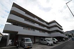 森田ビル[4階]の外観