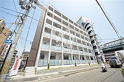 兵庫県神戸市長田区西尻池町2の賃貸マンションの外観