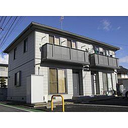 [テラスハウス] 長野県長野市大字栗田 の賃貸【/】の外観