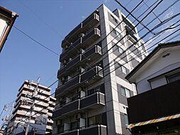 埼玉県草加市高砂2丁目の賃貸マンションの外観