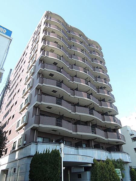 エクセル東神奈川[00805号室]の外観