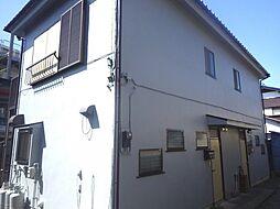 [テラスハウス] 神奈川県横須賀市衣笠栄町3丁目 の賃貸【/】の外観