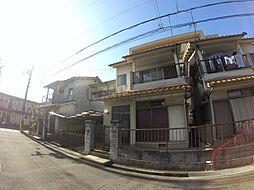 [テラスハウス] 大阪府箕面市桜4丁目 の賃貸【/】の外観