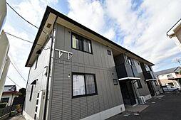 徳島県板野郡松茂町笹木野字北上の賃貸アパートの外観