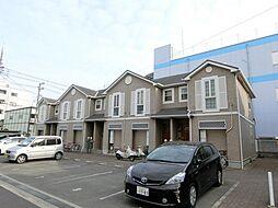 [テラスハウス] 大阪府大阪市平野区加美北4丁目 の賃貸【/】の外観
