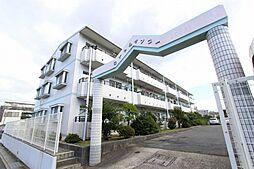 ロイヤルサンコーA棟[2階]の外観