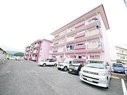 茨城県高萩市大字安良川の賃貸アパートの外観