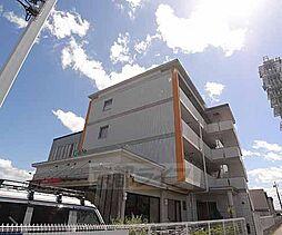 京都府京都市南区上鳥羽大溝の賃貸マンションの外観