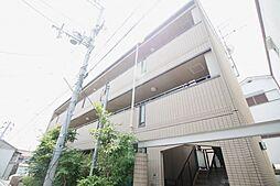 大阪府東大阪市稲田本町2丁目の賃貸マンションの外観