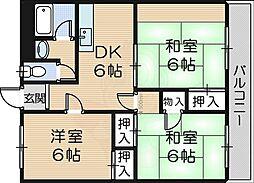 武庫川駅 5.5万円