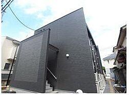 リブリ・西大井の外観写真