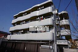 静岡県静岡市駿河区寿町の賃貸マンションの外観