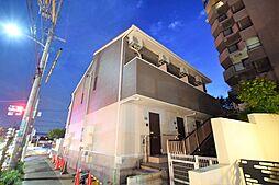 アースクエイク桜ケ丘南棟[102号室]の外観
