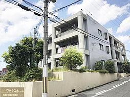大阪府堺市中区土師町1丁の賃貸マンションの外観