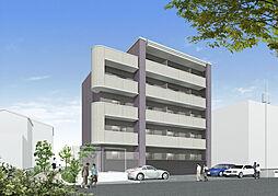 (仮称)姫路市博労町 新築工事[401号室]の外観