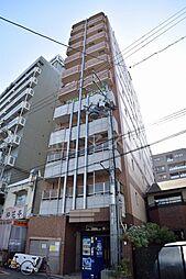 オーシャン難波南[11階]の外観
