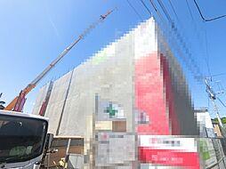 京成本線 京成成田駅 バス22分 三里塚小学校前下車 徒歩5分の賃貸アパート