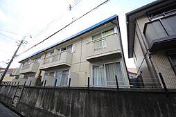 兵庫県尼崎市武庫川町3丁目の賃貸アパートの外観