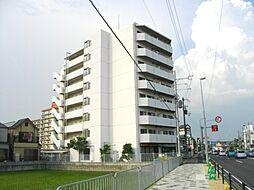 パピオツインタワー[5階]の外観