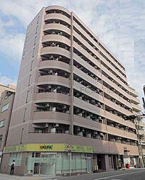 大国町青山ビル別館[5階]の外観