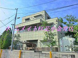 クレセントマンション[3階]の外観