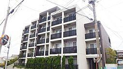 千葉県市川市北方3の賃貸マンションの外観