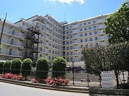 埼玉県川越市大字今福の賃貸マンションの外観