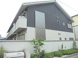 山清庵[1階]の外観