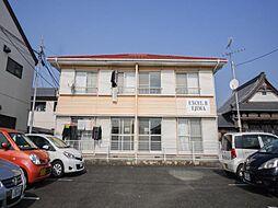 エクセル江島II[103号室]の外観