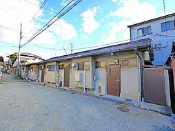 [テラスハウス] 奈良県奈良市南京終町4丁目 の賃貸【/】の外観