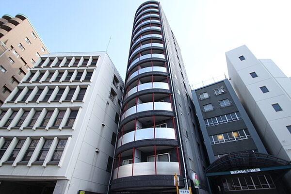 グランドポレストーネ竹屋 2階の賃貸【広島県 / 広島市中区】