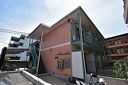 FLAT HOUSE[101号室]の外観