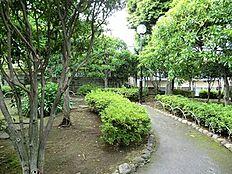 周辺環境:中町南公園