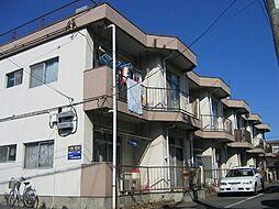 コーポユートピア[1階]の外観