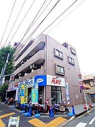 東京都練馬区関町北3丁目の賃貸マンションの外観