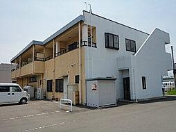 ラ・ビール並柳[2階]の外観