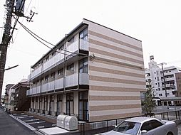 神奈川県川崎市川崎区台町の賃貸マンションの外観