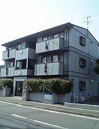 福岡県北九州市小倉北区東篠崎2丁目の賃貸アパートの外観