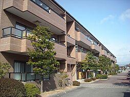 ガーデンパレス鮎川[1階]の外観