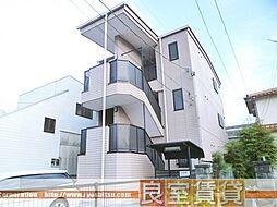 愛知県名古屋市南区鶴里町3丁目の賃貸マンションの外観