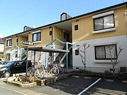 シャルマン藤井[1階]の外観